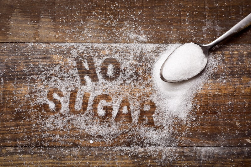 dealing with anxiety. Stop sugar. Sugar detox.